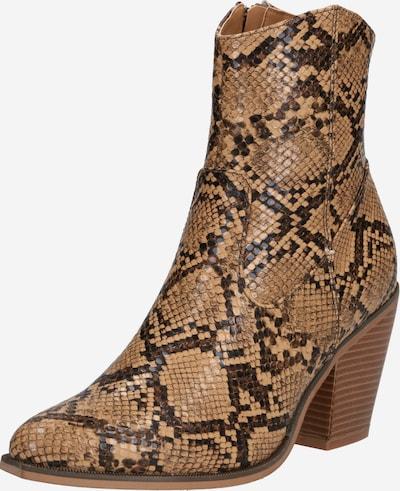 ONLY Škornji 'BLAKE' | bež barva, Prikaz izdelka