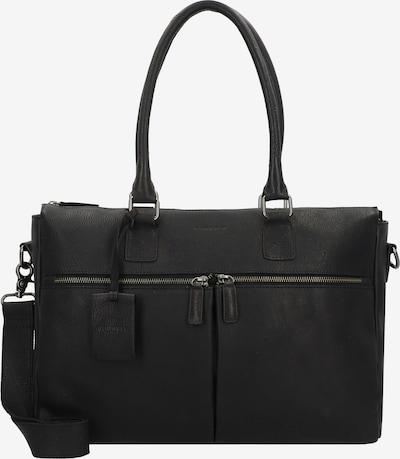 Burkely Schoudertas 'Antique Avery' in de kleur Zwart, Productweergave
