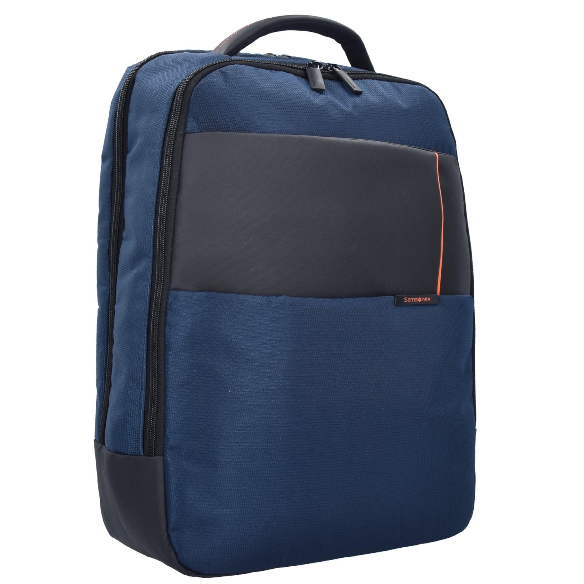 SAMSONITE Qibyte Rucksack 46 cm Laptopfach Bilder Bester Ort Zum Verkauf Besuchen Neue Zbp3ODJx6