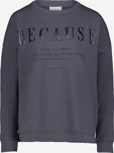 Betty Barclay Sweatshirt in grau, Produktansicht