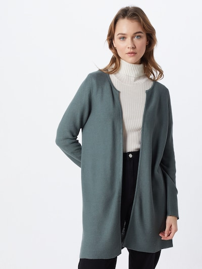 ONLY Strickjacke 'CLARA' in pastellblau, Modelansicht