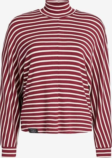 khujo Trui 'Frabasia' in de kleur Rood / Natuurwit, Productweergave