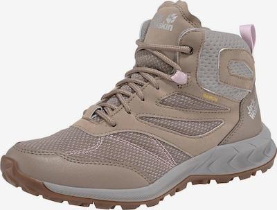 JACK WOLFSKIN Schuhe in grau / taupe, Produktansicht