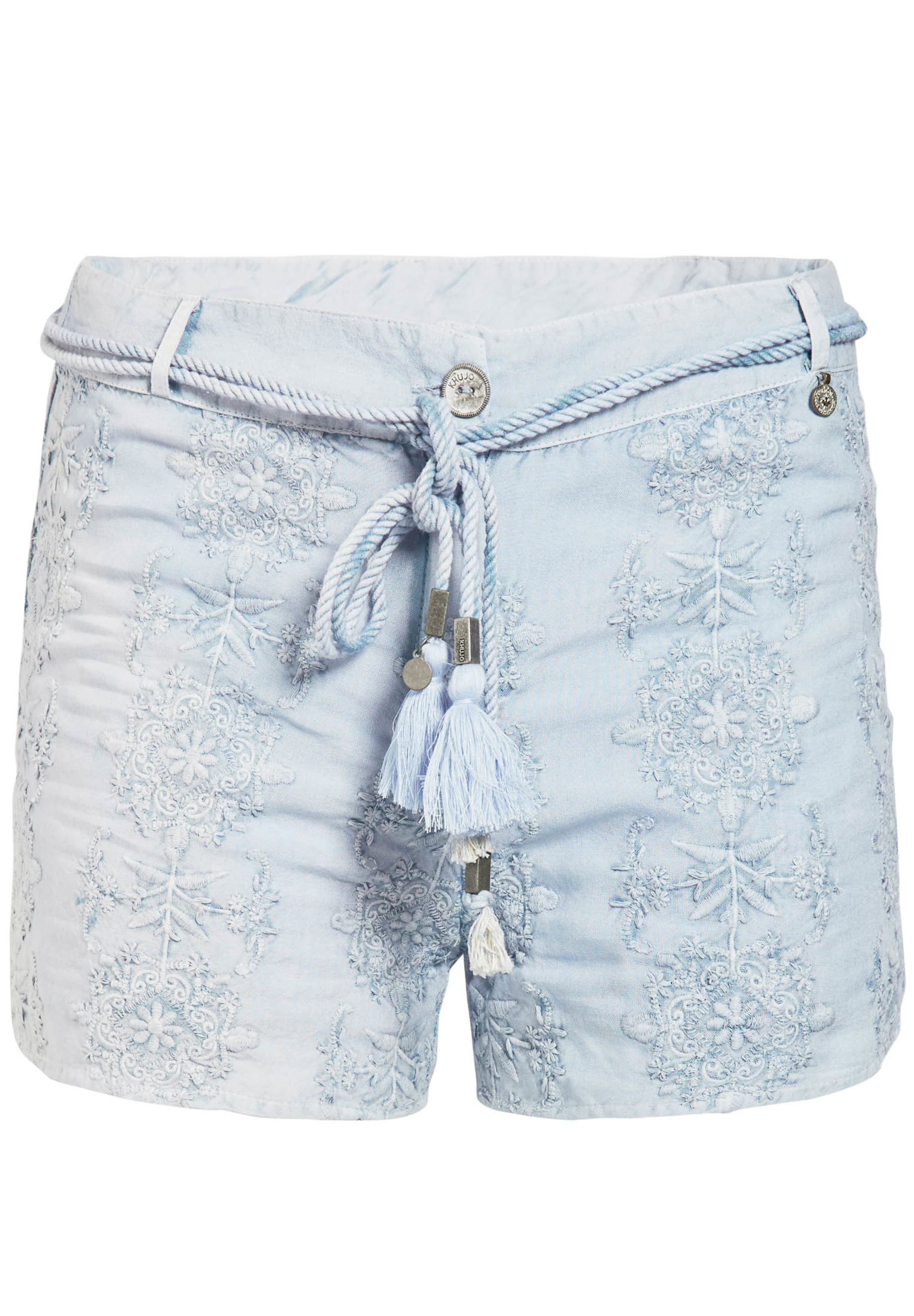Khujo En Pantalon 'mendes' Khujo En 'mendes' BleuClair Pantalon by6gfY7