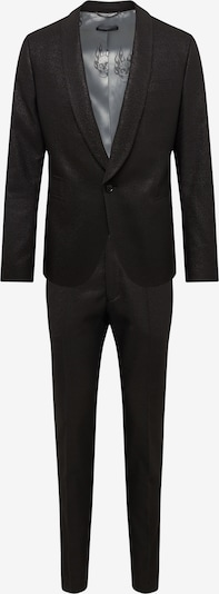 Costum 'Q-BELLAC' DRYKORN pe negru, Vizualizare produs