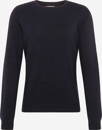 Casual Friday Pullover in kobaltblau: Frontalansicht