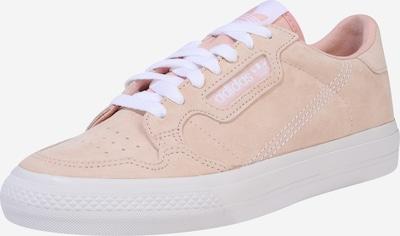 Sneaker low 'CONTINENTAL VULC' ADIDAS ORIGINALS pe roz / alb, Vizualizare produs