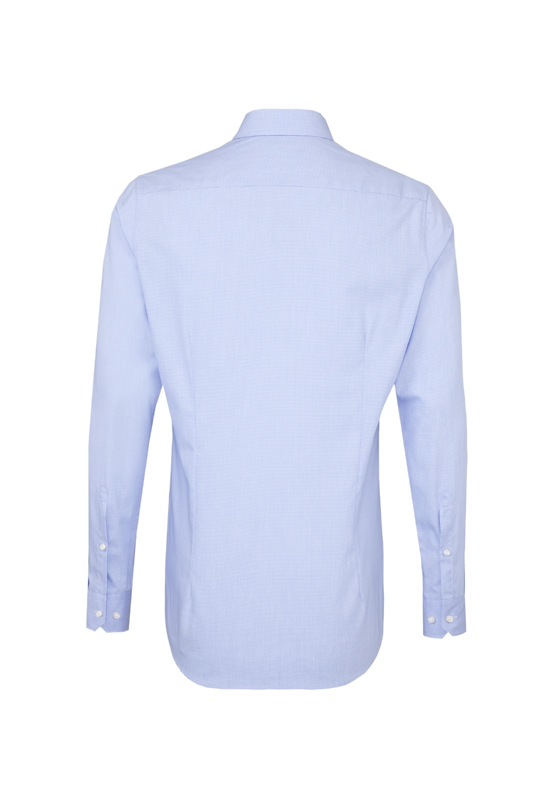 ' Fit Jacques In Britt Blau Hemd Slim N08yvnPmwO