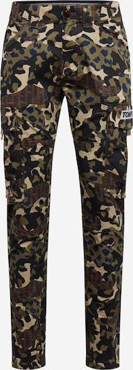 Tommy Jeans Bojówki 'SCANTON' w kolorze brązowy / ciemnozielonym, Podgląd produktu