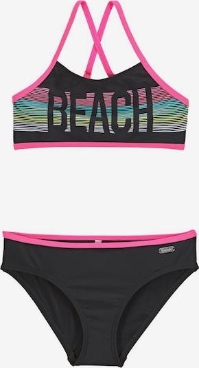 BENCH Bikini in mischfarben / schwarz, Produktansicht