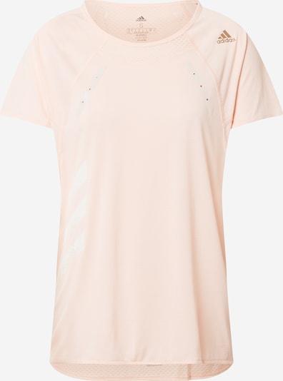 ADIDAS PERFORMANCE T-Shirt 'Heat.RDY' in koralle / pink, Produktansicht