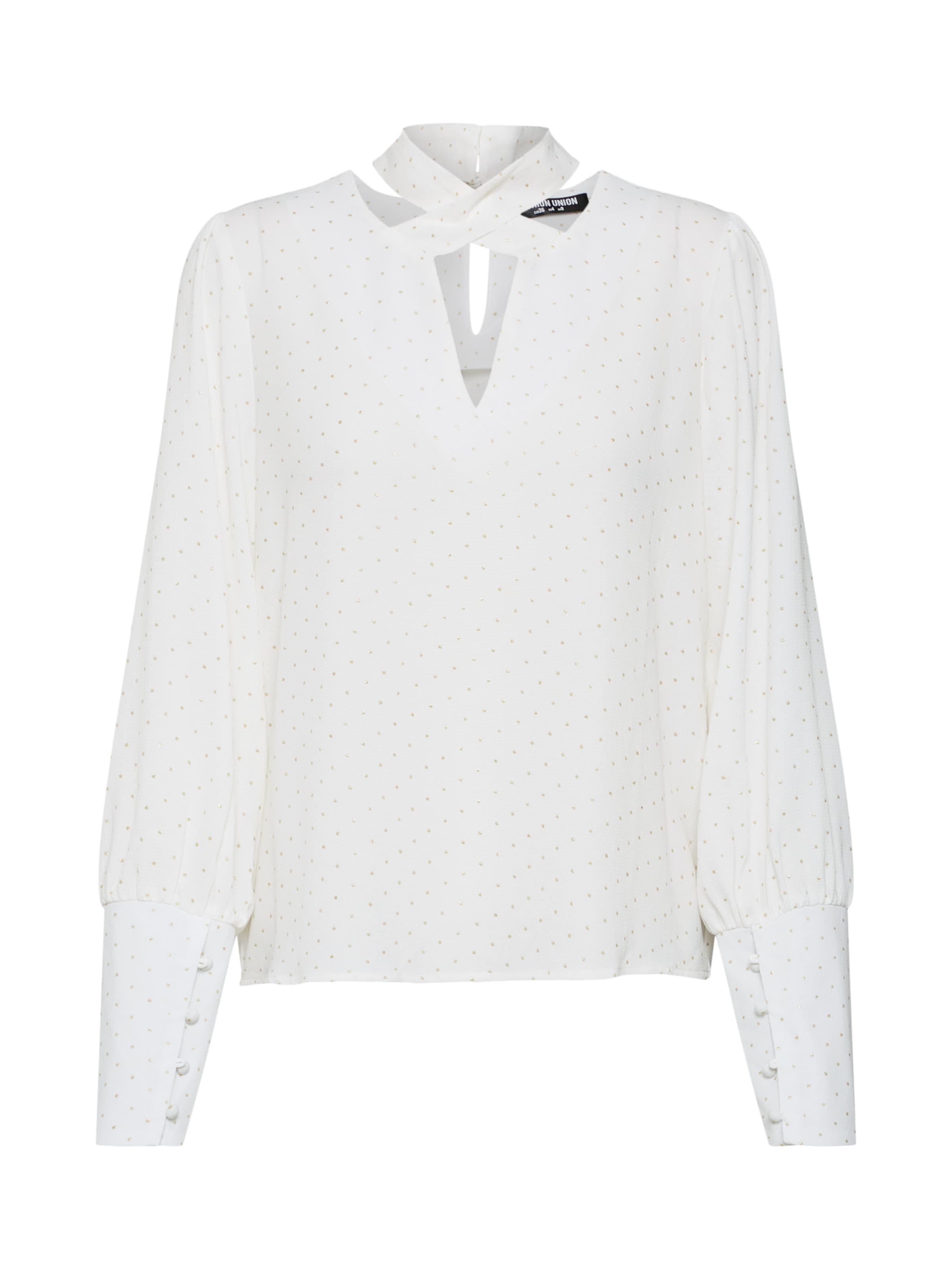 Fashion Union Weiß Bluse 'alma' In yvnwN80OmP