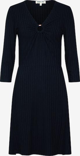 ABOUT YOU Obleka 'Ireen' | črna barva: Frontalni pogled