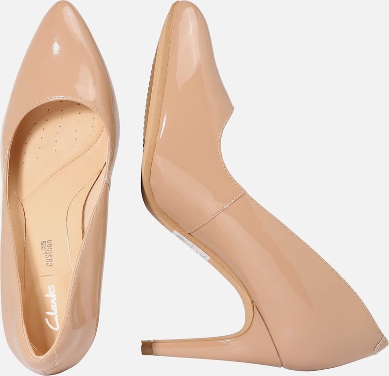 CLARKS Pump 'Laina Rae' in nude | ABOUT YOU
