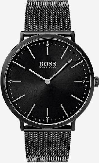 BOSS Casual Quarzuhr 'Horizon, 1513542' in schwarz, Produktansicht