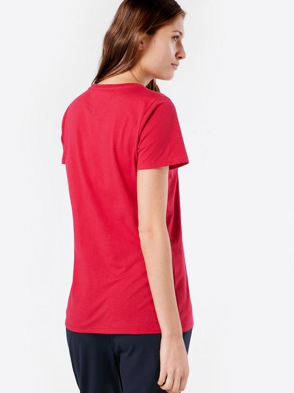 Tommy Jeans T-Shirt mit Logo-Print