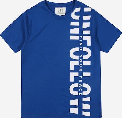 STACCATO Tričko - královská modrá / bílá: Pohled zepředu