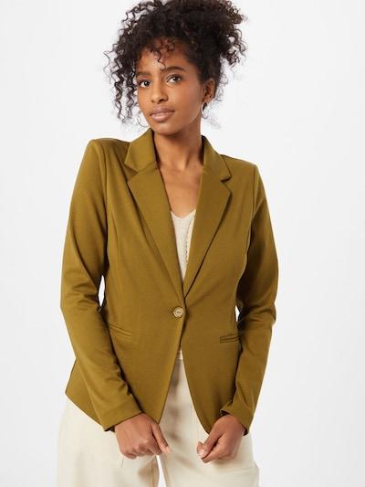 ICHI Blazer 'Kate' in oliv, Modelansicht
