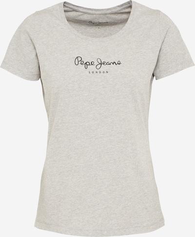 Pepe Jeans Shirt 'NEW VIRGINIA' in de kleur Grijs gemêleerd, Productweergave