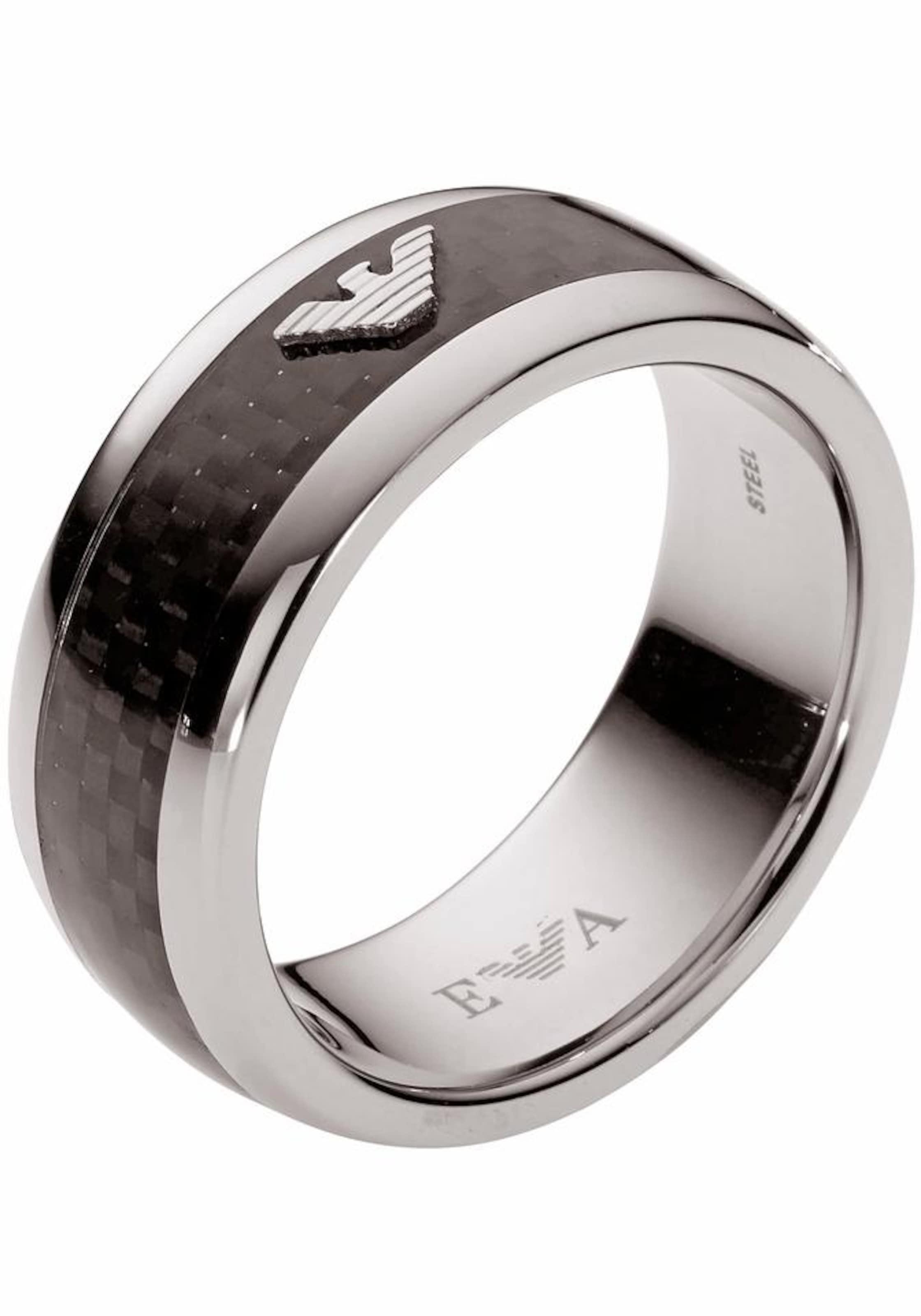 Emporio Armani Fingerring 'EGS1602040' Günstig Kaufen Suche Exklusive Online Pd5QDVhU
