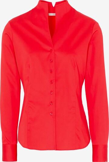ETERNA Bluse in rot, Produktansicht
