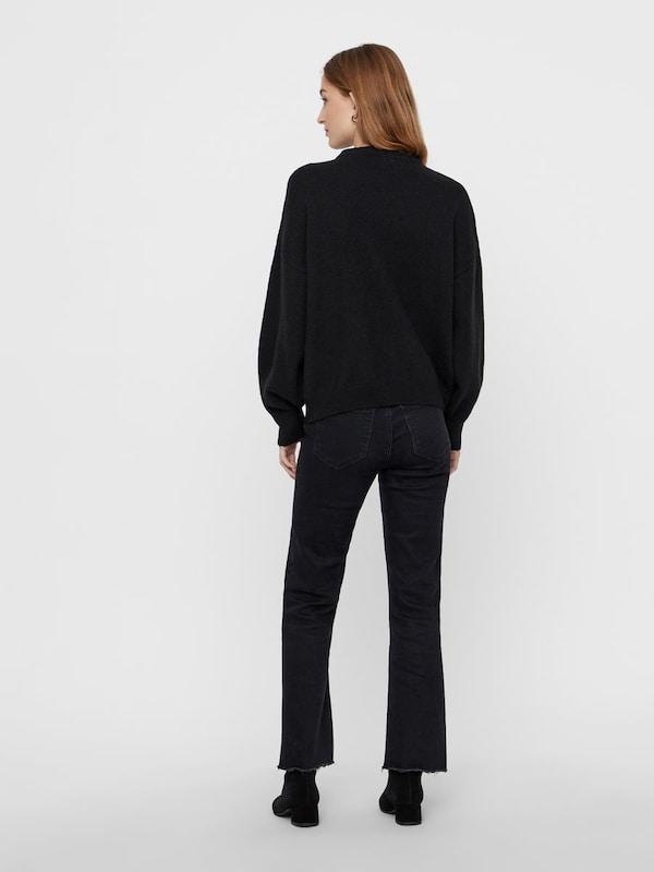 VERO MODA MODA MODA Strickpullover in Goldgelb   schwarz  Neue Kleidung in dieser Saison 8d3005