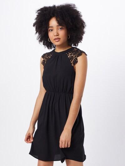ABOUT YOU Obleka 'Rachel' | črna barva, Prikaz modela