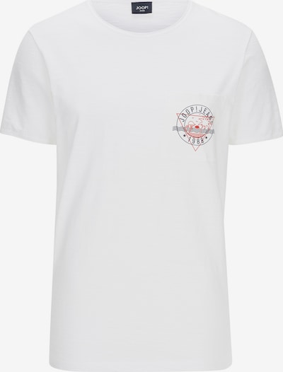 JOOP! Jeans T-Shirt ' Cain ' in weiß, Produktansicht