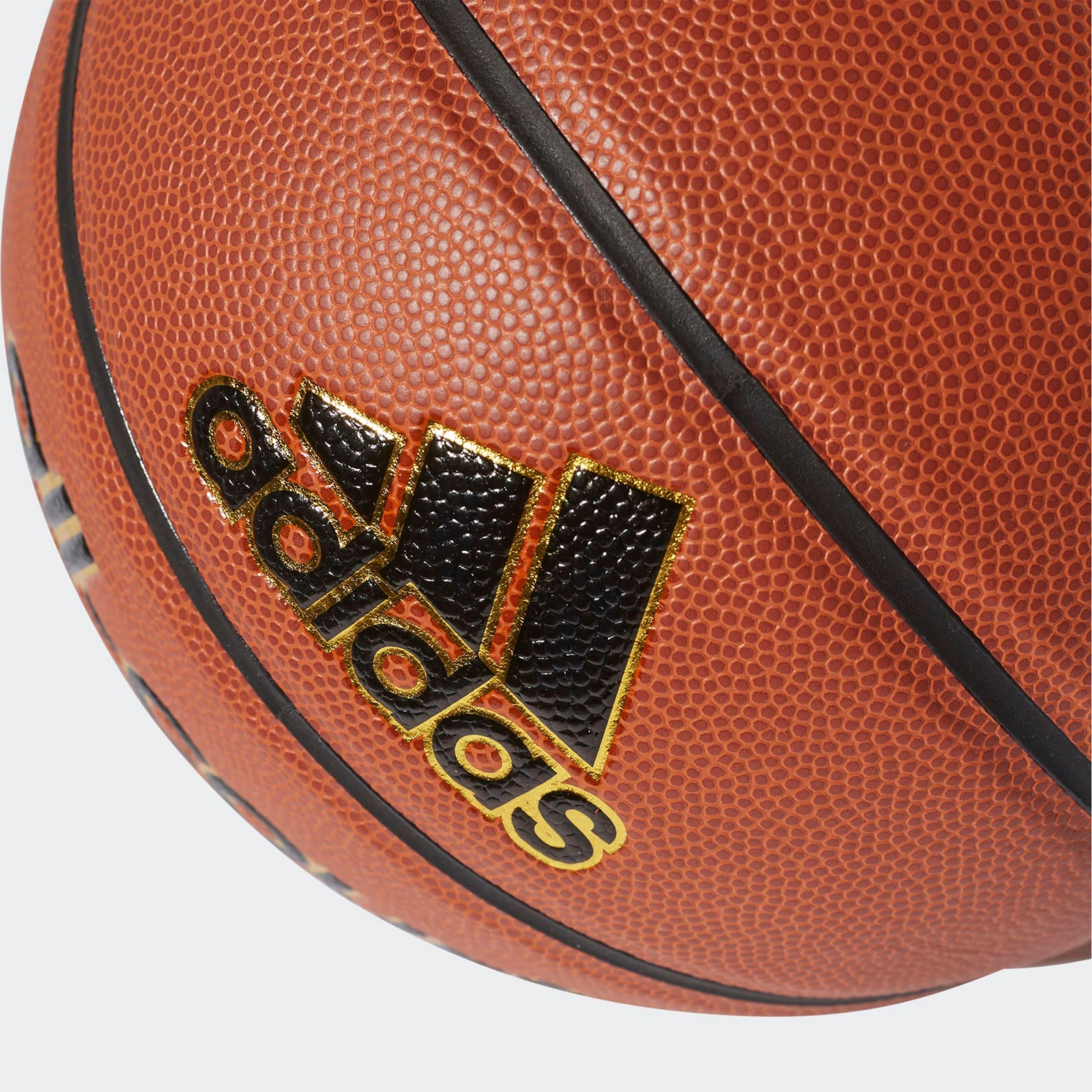ADIDAS PERFORMANCE Basketball 'All Court' in orange / schwarz