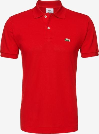 Marškinėliai iš LACOSTE , spalva - raudona, Prekių apžvalga
