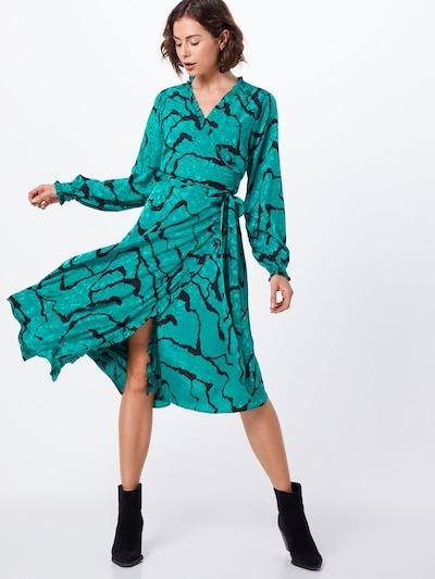 Rochie de cocktail 'Aylin' Gestuz pe verde: Privire frontală