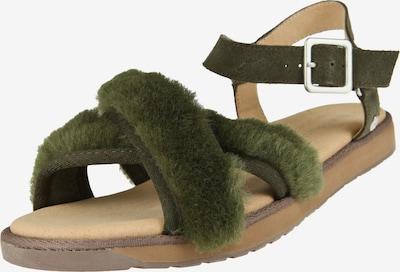 EMU AUSTRALIA Sandale MEELUP STINGER in grün, Produktansicht