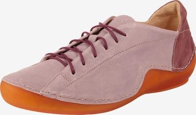 THINK! Schnürschuh in lila / rosa, Produktansicht