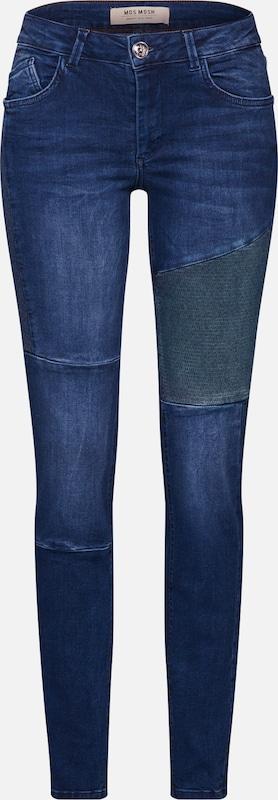 MOS MOSH Jeans Jeans Jeans 'Ozzy Winston' in Blau denim   dunkelblau  Markenkleidung für Männer und Frauen 5fbcb4