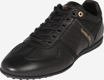 PANTOFOLA D'ORO Sneaker 'OTRANTO UOMO' in schwarz, Produktansicht