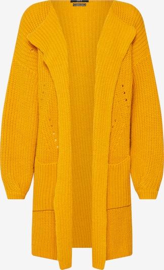 SET Strickjacke in gelb, Produktansicht