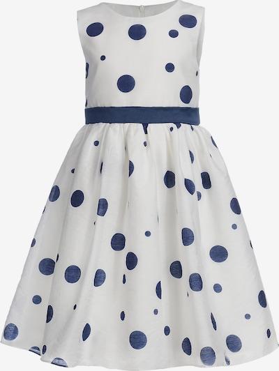 happy girls Kleid in navy / weiß, Produktansicht