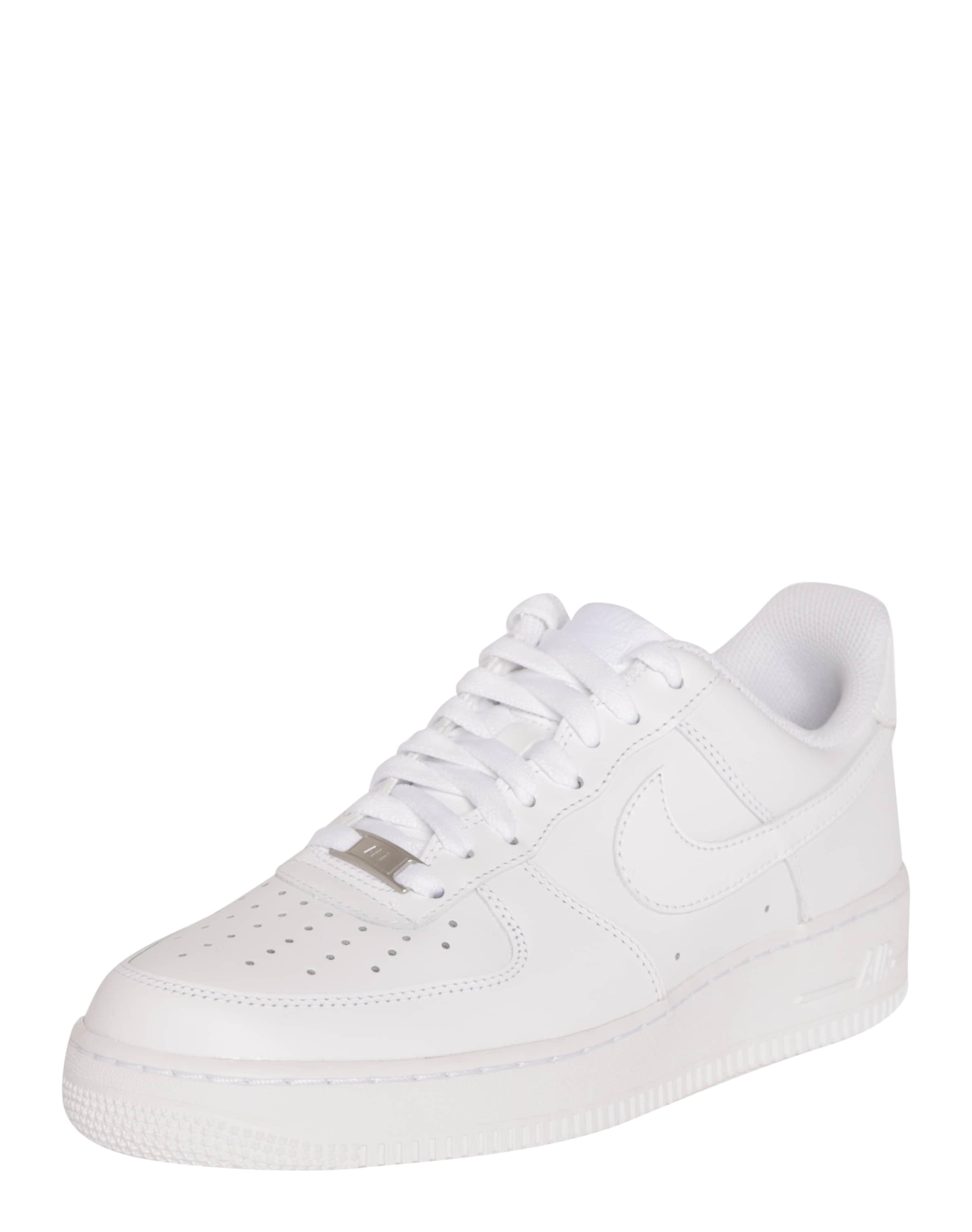 Sportswear In 1' 'air Sneaker Weiß Nike Force JlK3T1cF