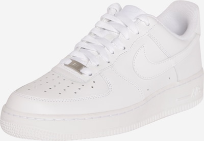 Nike Sportswear Sneakers laag 'Air Force 1' in de kleur Wit, Productweergave