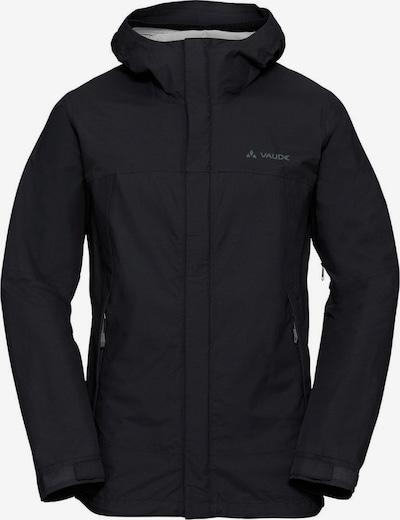 VAUDE Jacke 'Lierne' in schwarz, Produktansicht