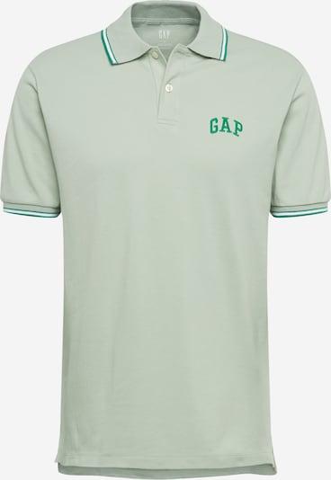 GAP Shirt 'FRANCH' in mint: Frontalansicht