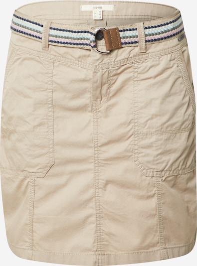 ESPRIT Skirt in beige, Produktansicht