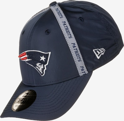 NEW ERA Cap ' NFL Taped 9Forty New England Patriots ' in blau, Produktansicht