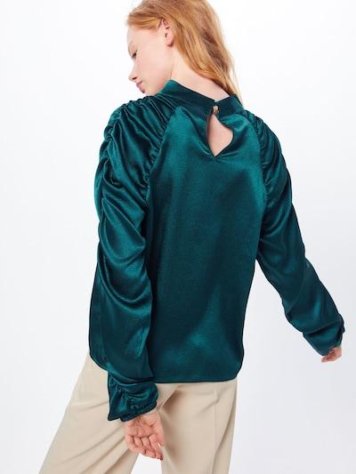 Sofie Schnoor Bluza 'Lydia' | zelena barva: Pogled od zadnje strani