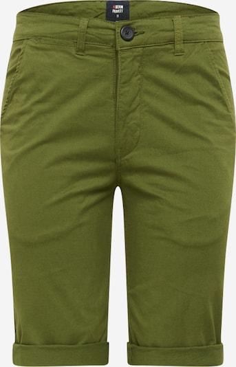 Kelnės 'KADIR' iš Denim Project , spalva - alyvuogių spalva, Prekių apžvalga