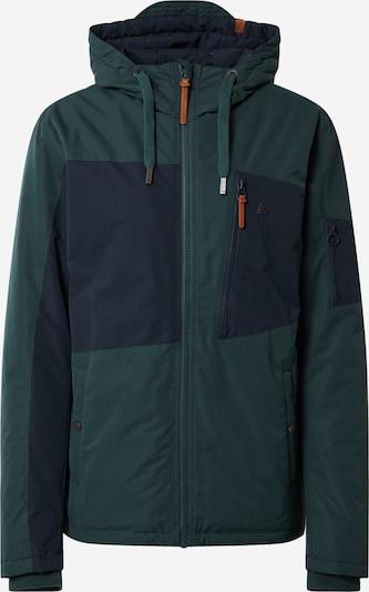 Alife and Kickin Übergangsjacke 'Jack' in nachtblau / smaragd, Produktansicht