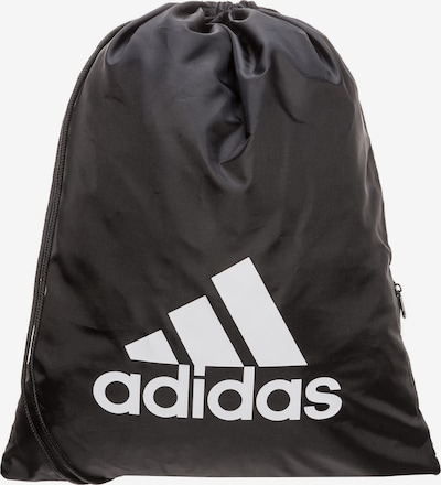 ADIDAS PERFORMANCE Gymbag 'Tiro' in schwarz / weiß, Produktansicht