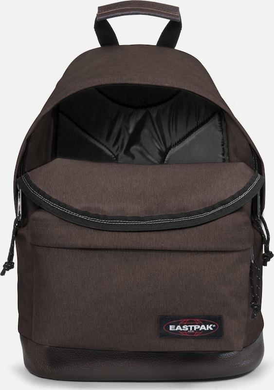 EASTPAK Eastpak Authentic Collection Wyoming 15 Rucksack mit Leder 40 cm