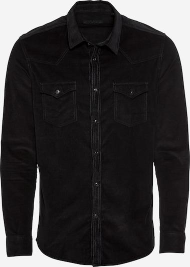 DRYKORN Overhemd 'SAMU' in de kleur Zwart, Productweergave