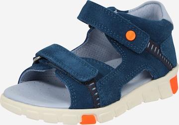 ECCO Sandals & Slippers 'Mini Stride' in Blue